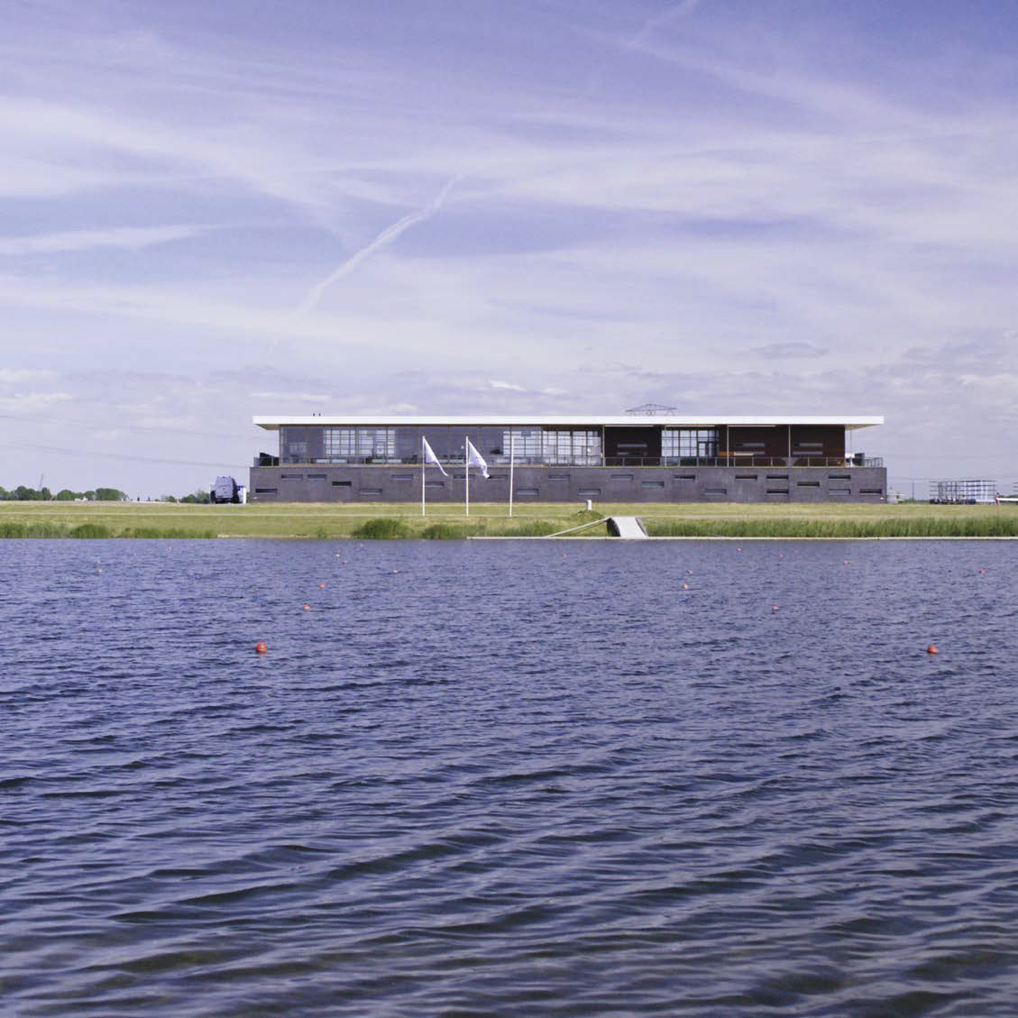 Overzichtsfoto Willem-Alexander Baan